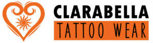 Clarabella Tattoo Wear Logo